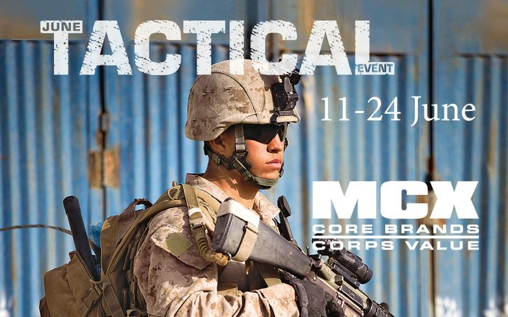 Tactical Sale, Quantico MCX