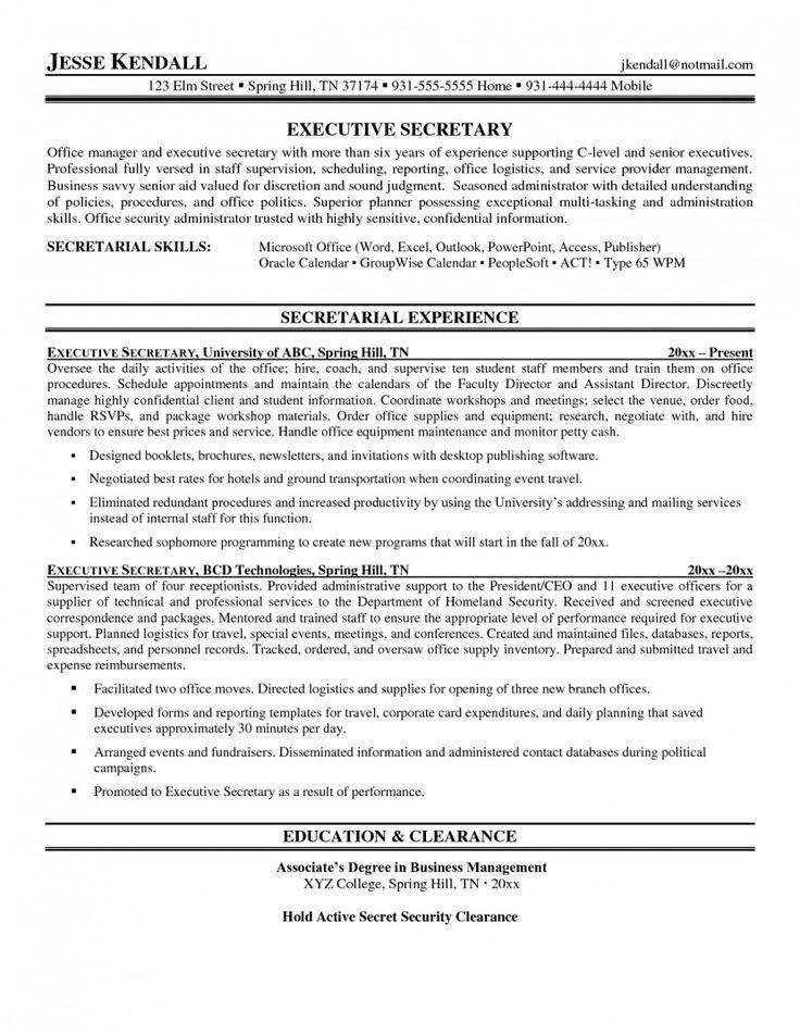 legal secretary resume samples in 2020  resume examples