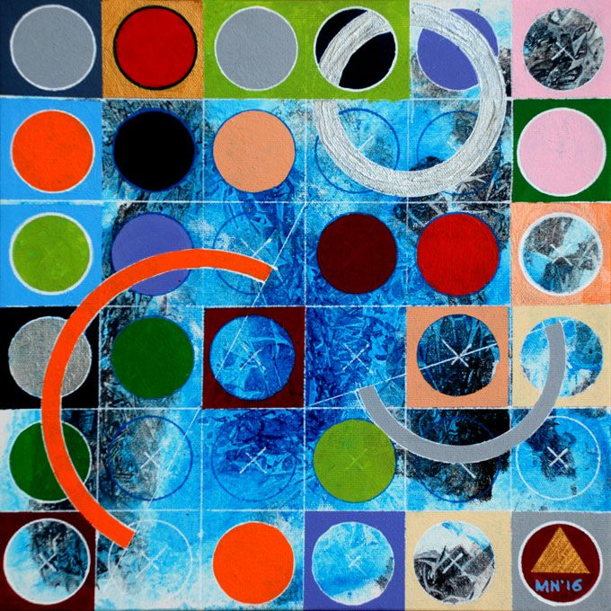 smallpaintings12x12 | Michael Newman Artist