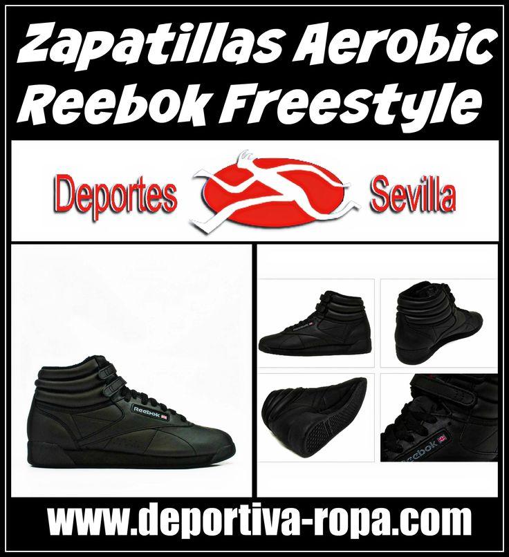 ¡¡Para hacer deporte se necesita un buen calzado y en http://www.deportiva-ropa.com/calzado/1816-comprar-zapatillas-reebok-freestyle.html tenemos las mejores marcas!! ¡¡Zapatillas de aerobic Reebok Freestyle en REBAJAS!! ¡¡Últimas unidades disponibles!! #Gym #Gimnasio #Sevilla #RopaDeportivaMujer #Aerobic #Reebok #DeportesSevilla #Rebajas #Ofertas   #Gym #Gimnasio #Sevilla #RopaDeportivaMujer #Aerobic #Reebok #DeportesSevilla #Rebajas #Ofertas #Verano