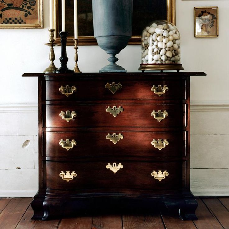Perfect ralph lauren home collection commode with commode - Commode style colonial ...