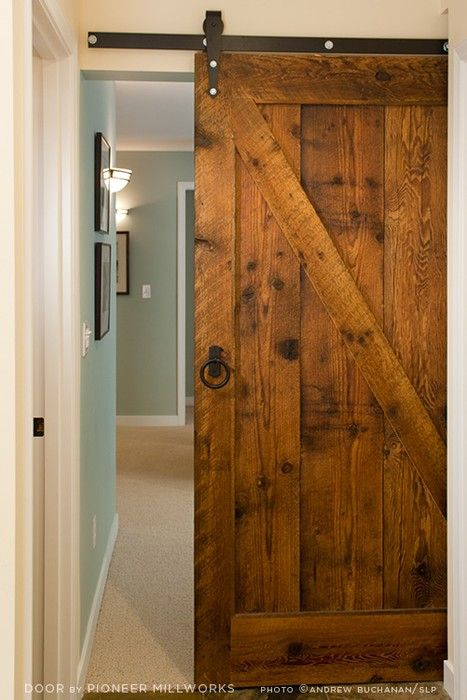 18 best barn doors images on pinterest barn doors for Barnwood pocket door