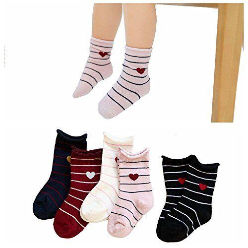 3 Pack Little Girls Cotton Lace Ruffle Princess Style Dress Socks 2T-12T