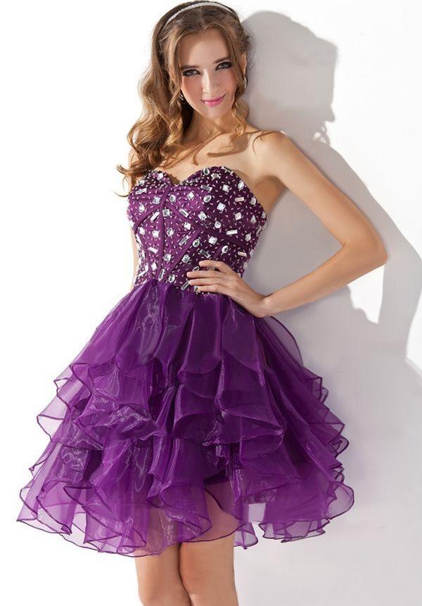 Mejores 27 imágenes de Cocktail Dresses en Pinterest | Vestidos ...
