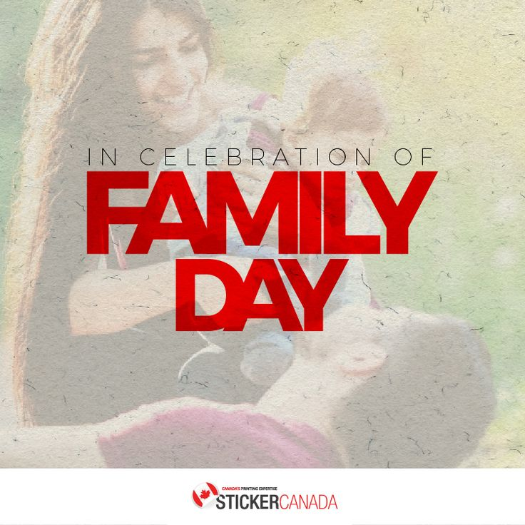 Sorry we are closed today.   Enjoy your holiday as everyone is celebrating Family Day. #HappyFamilyDay