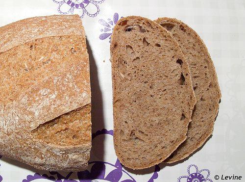 Uit de keuken van Levine: Sue's volkorenbrood met zuurdesem