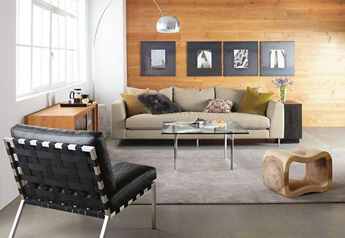 Manhattan Frames in Natural Steel - Frames - Accessories - Room & Board