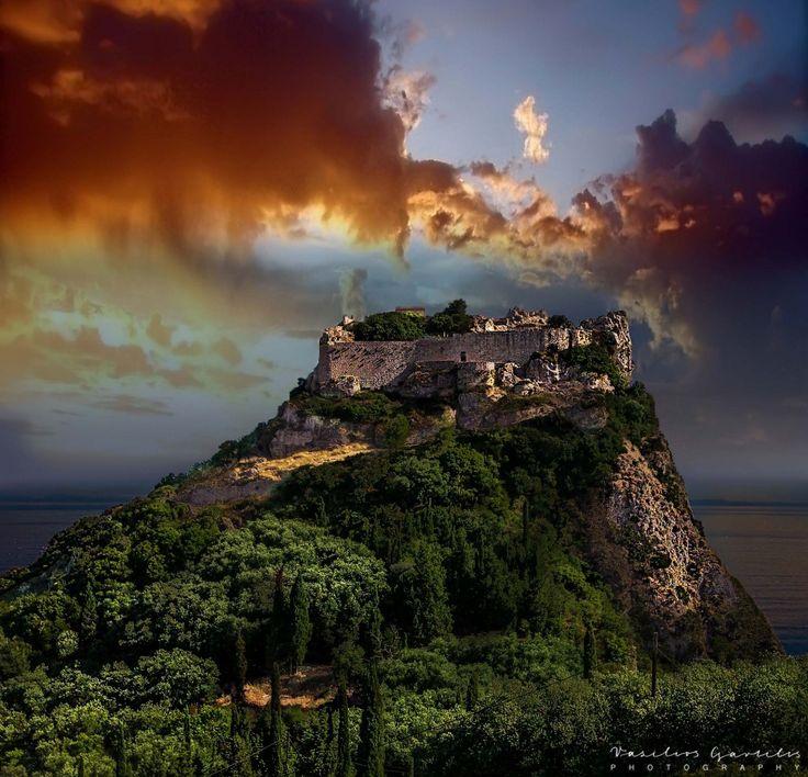 Angelokastro (Corfu)   PHOTOinPHOTO