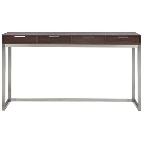 Signature 4 Drawer Console   Freedom Furniture and Homewares