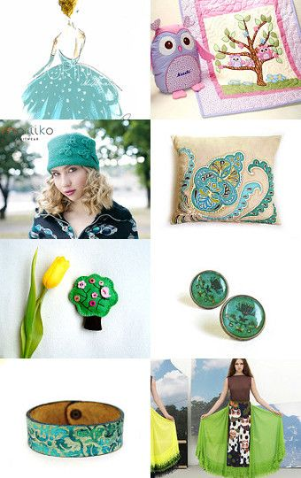 Kazi Art Spring :) by Anna Kis on Etsy--Pinned with TreasuryPin.com