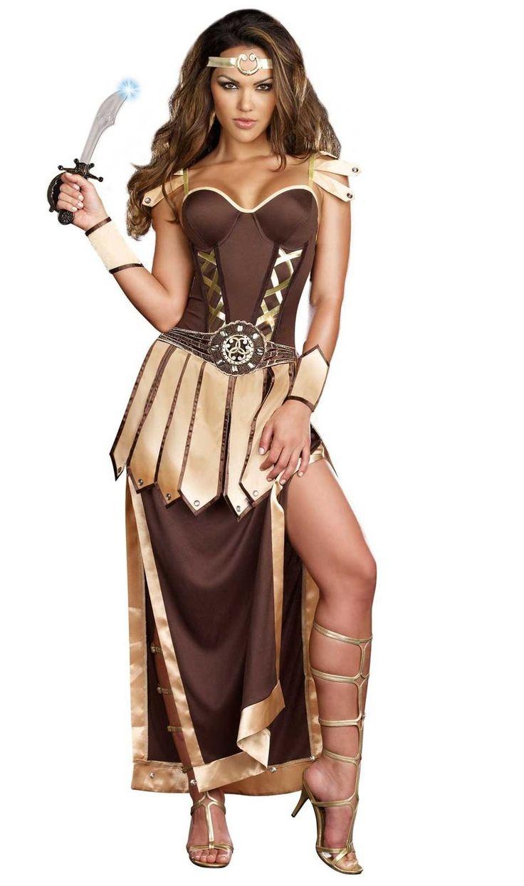 Greek Woman Warrior Sexy Remember the Troj...