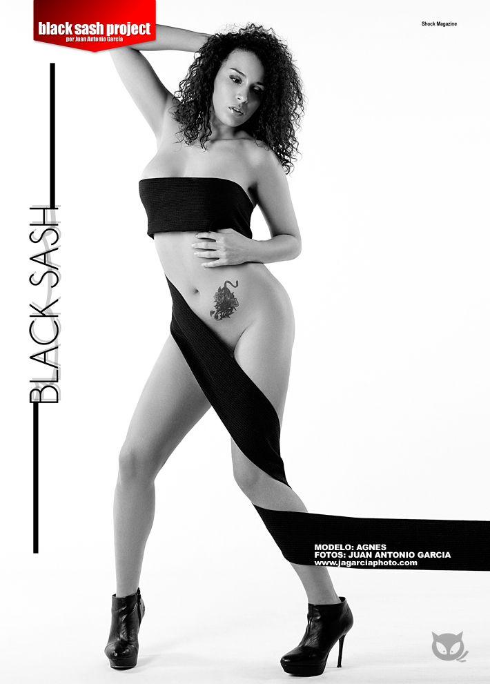 Black Sash Project presenta a Agnes en Shock Magazine®