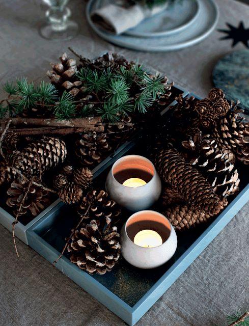 Naturlig jul | LEI LIVING | Bloglovin'