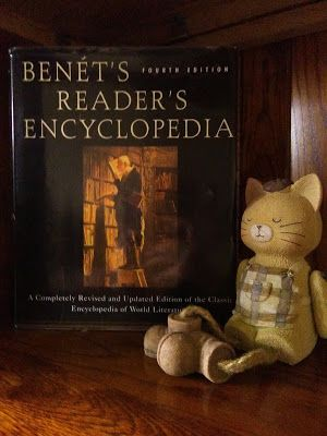 Read, Learn and Shine: Benet's Reader's Encyclopedia