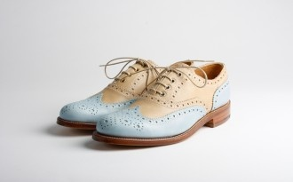 Rose women's shoe by @Aaron Green Shoes #British #Shoes #Fashion #Style #Brogues