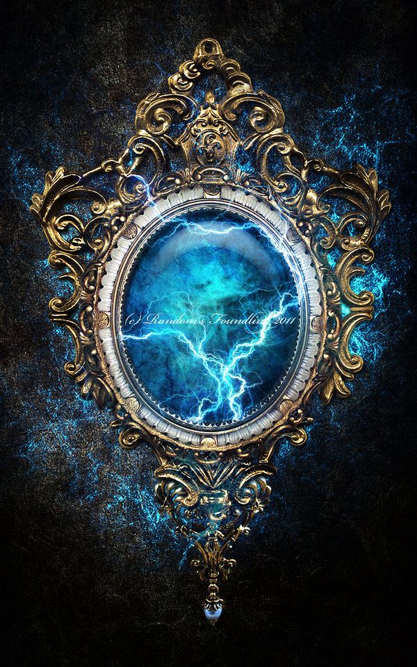 "Mirrors:  "".::Mirror, Mirror::.,"" by Randoms-Foundling, at deviantART."
