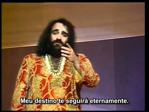 Goodbye Demis Roussos and Ⓣⓗⓐⓝⓚ Ⓨⓞⓤ✫¸.•° for making Beautiful Music for us to enjoy ♪ ♫ We were blessed by your talented singing ♩ ♬ I enjoyed growing up with the sound of your voice ❤ RIP Forever and ever ❤- Legendado -