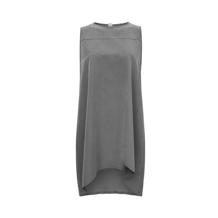 Sukienka damska Sukienka z cupro, od projektanta NowMe   Mustache.pl