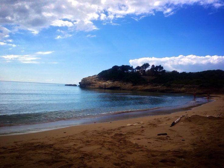 Spiaggia Pineta del Gelsomineto, Cassibile (SR), Sicily