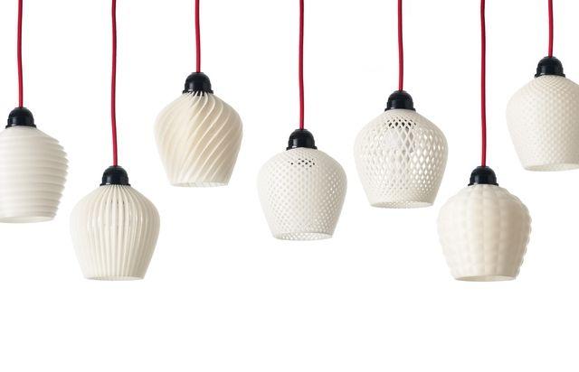 'lames abat-jour' | Impression 3D | Sculpteo