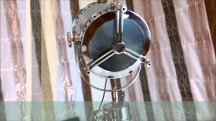 Zuria  - Industrial Designer spotlight Tripod floor lamp