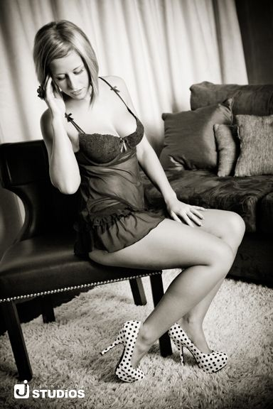 Great shoes for boudoir! Super fun. Love the boudoir pose too! #boudoir #shoes #pose #photography