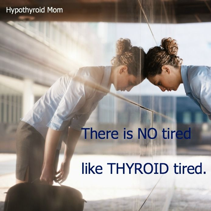 Image result for Exhaustion  in Thyroid Cancer