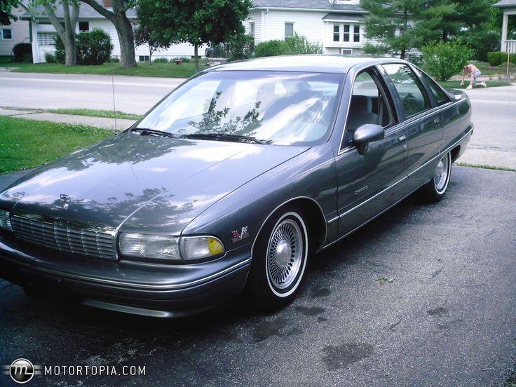 24 Best 1991 92 Chevrolet Caprice Images On Pinterest