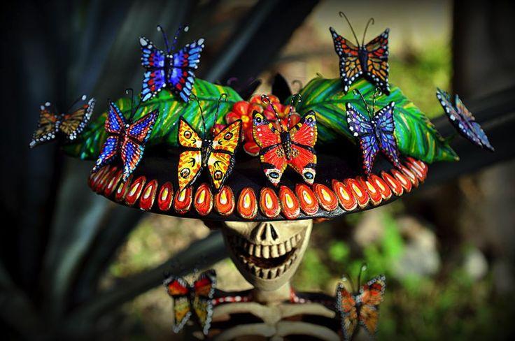 Las Calaveras, fête des morts, tradition mexicaine. Mexique-Découverte.com- agence de voyage francophone au mexique