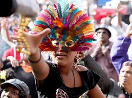 Mardi Gras: Party Gras ideas from around the world from epicurious