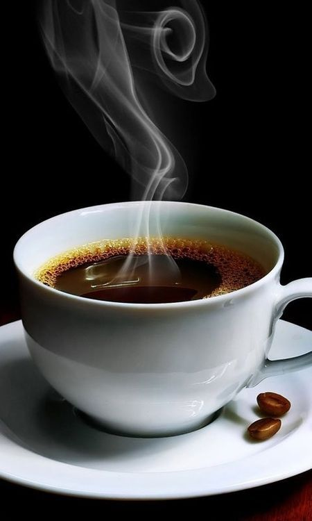 I stay present as I drink my coffee, savoring the taste, the smell, and the moment to be still