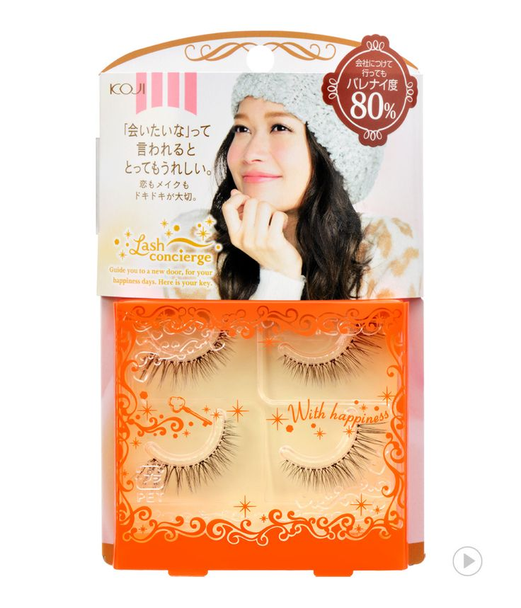 Lash Concierge Eyelash No.14 Lovely Wink