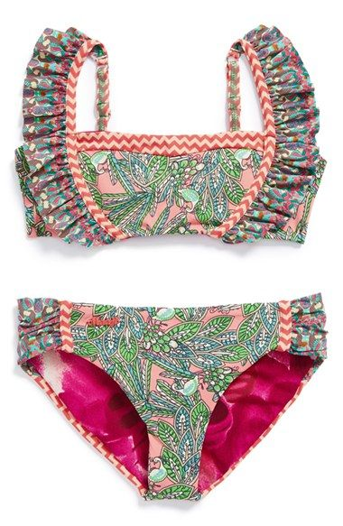 Maaji 'Coral Waves' Two-Piece Swimsuit