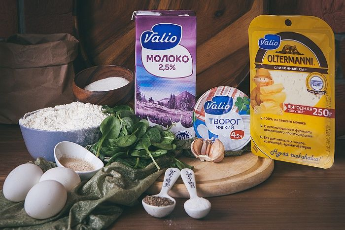 Осетинский пирог - пошаговый рецепт приготовления с фото