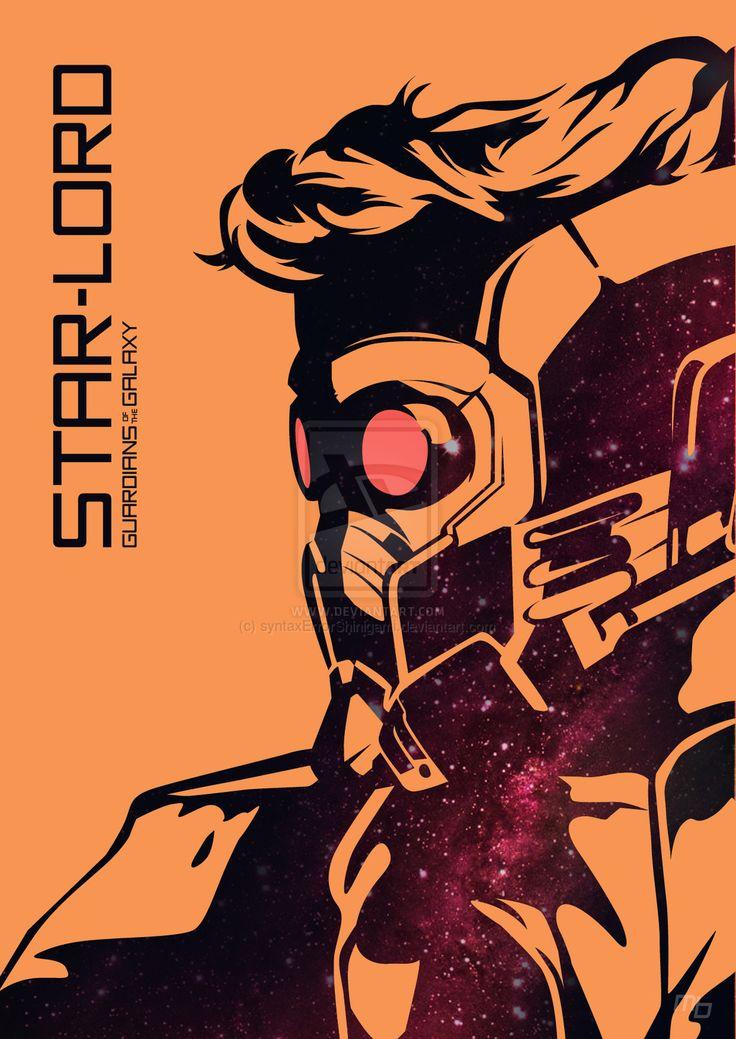 Star-lord by syntaxErrorShinigami.deviantart.com on @deviantART