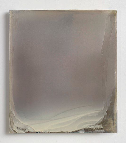 MattMcClune, Untitled, 2010, acrylic on canvas, 25 ½ x 22 ½ inches