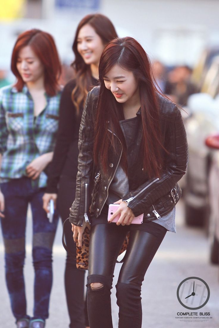 Tiffany Kpop Fashion Pinterest Snsd Girls Generation And Korean Street Styles