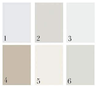 wall color...soft neutral wall