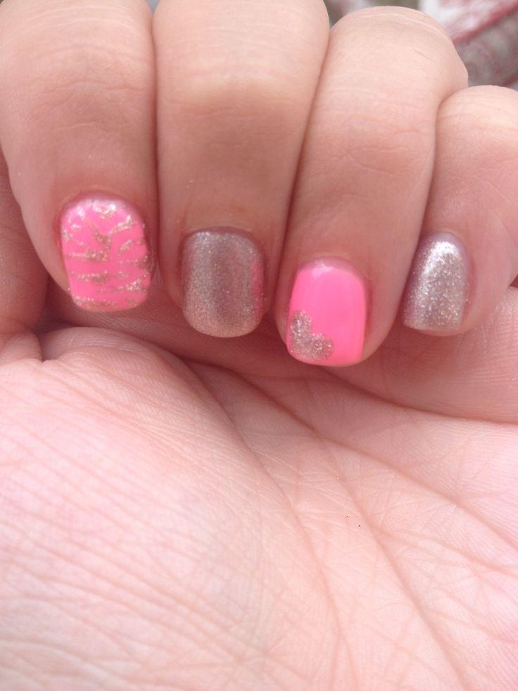 Short nail designs.