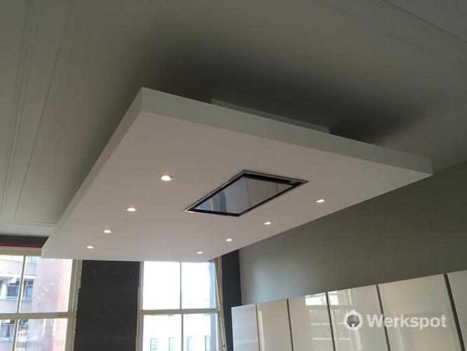 25 beste idee235n over verlaagd plafond op pinterest
