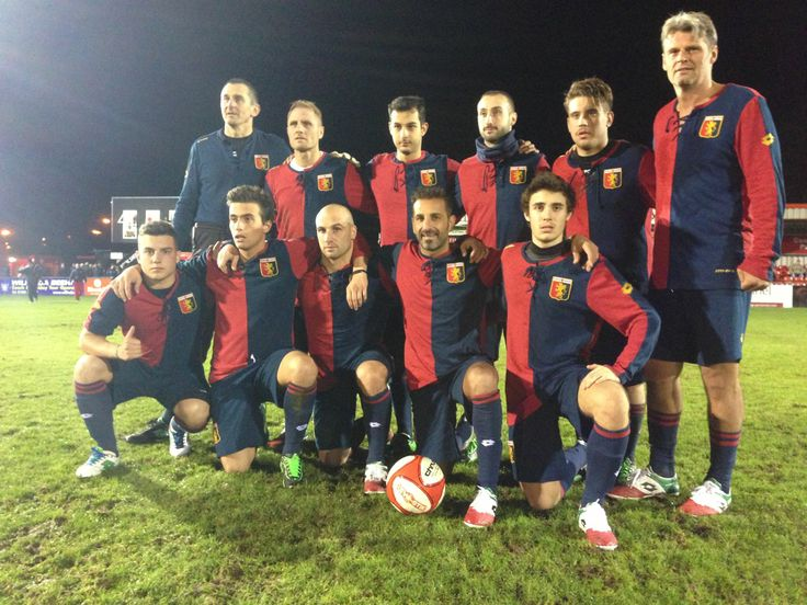 Team of Genao CFC, Pioneers Cup 2013