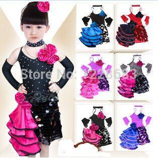 Cheap dance costumes boys, Buy Quality dance skull directly from China costume food Suppliers: Latin Dance Costumes For Women Girls Leopard Sequin Unequal Cha Cha One-Piece Ballroom Dance Dress Women Tango Dresses