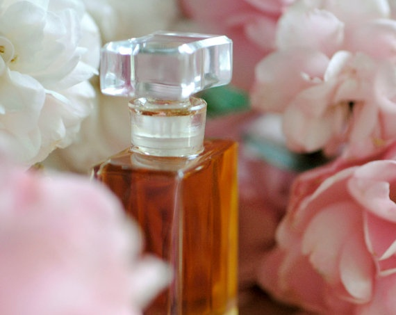 Rosa Botanical Natural Perfume Organic and by IlluminatedPerfume, $300.00