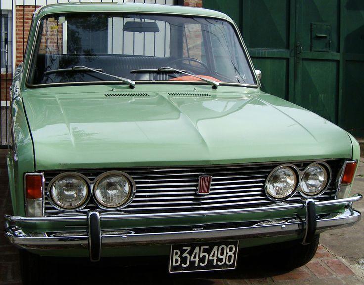 Fiat 1600 #Berlina 1970. http://www.arcar.org/fiat-berlina-1600-83998