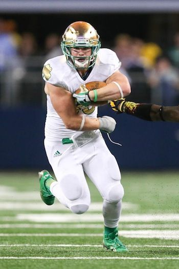 """Cam McDaniel. Like the Irish? Be sure to check out and """"LIKE"""" my Facebook Page https://www.facebook.com/HereComestheIrish Please be sure to upload and share any personal pictures of your Notre Dame experience with your fellow Irish fans!"""