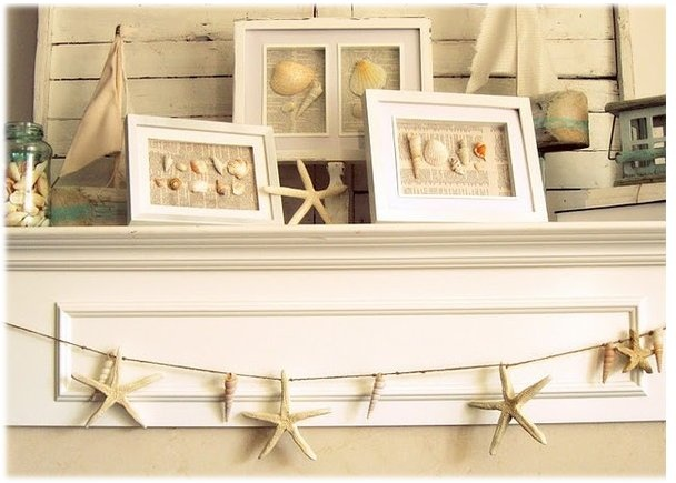 155 dream lane: Pin Party ~ Shell Decor