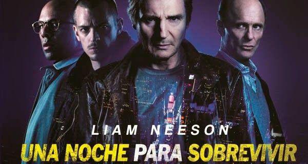 """CRÍTICA DE """"UNA NOCHE PARA SOBREVIVIR"""" (RUN ALL NIGHT), LO NUEVO DE COLLET-SERRA CON LIAM NEESON  http://www.defanafan.com/2015/04/critica-de-una-noche-para-sobrevivir.html"""