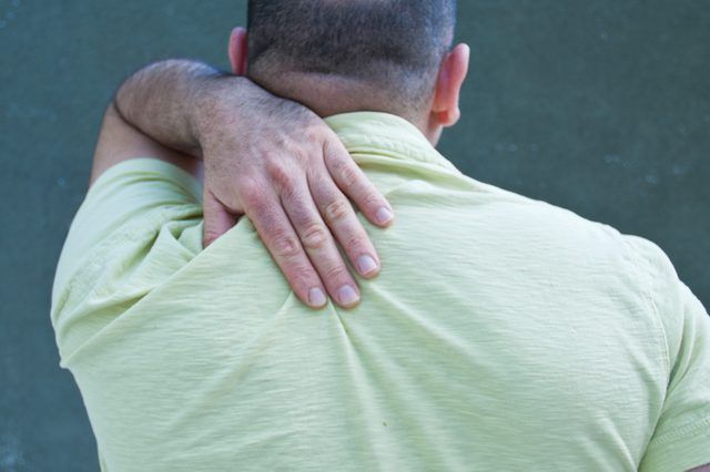 Exercises For Pinched Nerves In The Upper Back Exercise