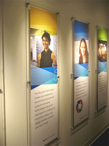7 Best Frameless Poster Displays Images On Pinterest