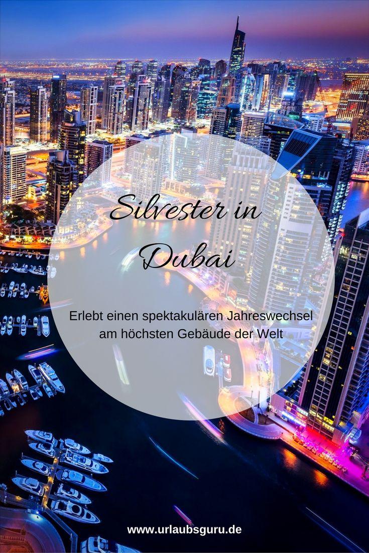 Zum Jahreswechsel setzt die Stadt der Superlative ihre ganz eigenen Maßstäbe. Größer, spektakulärer, atemberaubender – das ist Silvester in Dubai! Lest jetzt, was euch am 31. 12. in der prunkvollen Wüstenstadt erwartet und wo ihr den besten Blick auf das Feuerwerk habt!